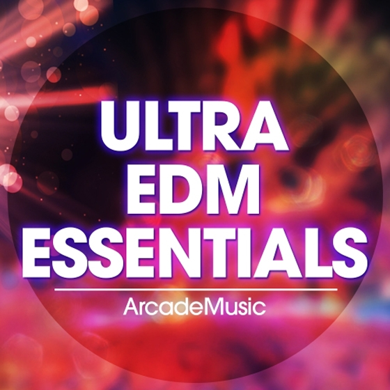 ArcadeMusic Ultra EDM Essentials WAV MiDi
